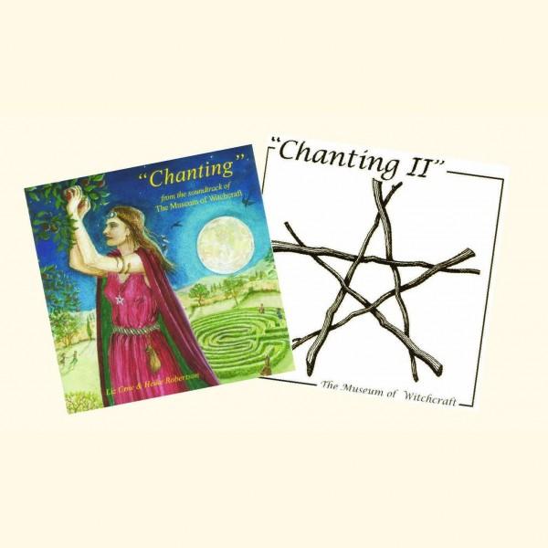 2 Chanting CDs-235