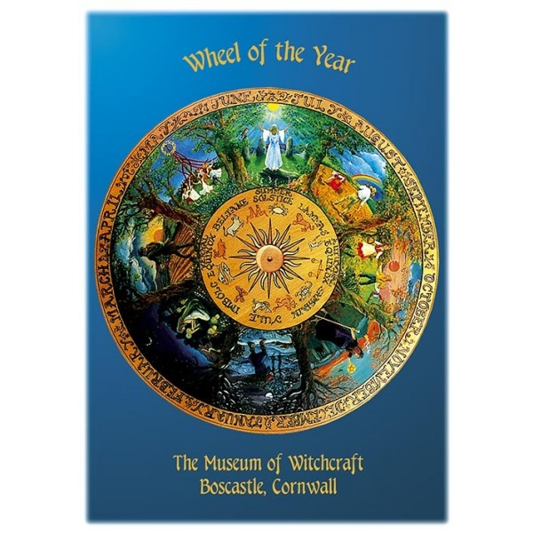 Wheel of the Year Postcard-99