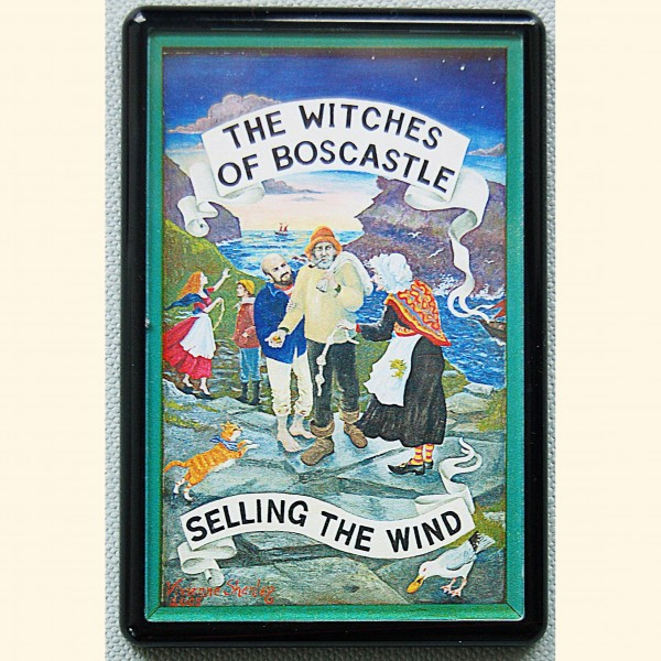 Selling the Wind Fridge Magnet-214