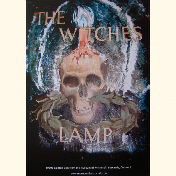 Witches' Lamp Poster-279