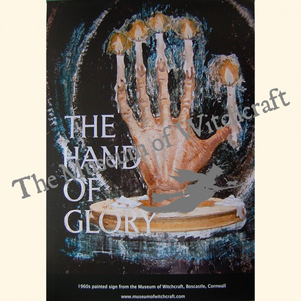Hand of Glory Poster-281