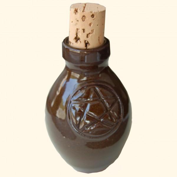 Spell Bottle (Brown)-318
