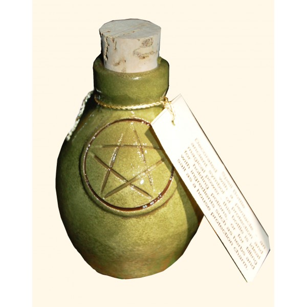 Spell Bottle (Green)-342