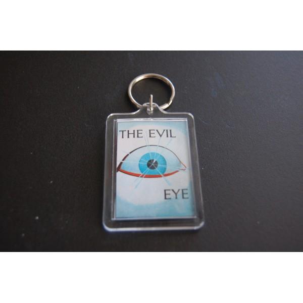 Evil Eye Keyring-396