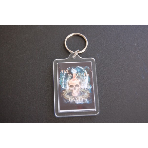 Witches' Lamp Keyring-399