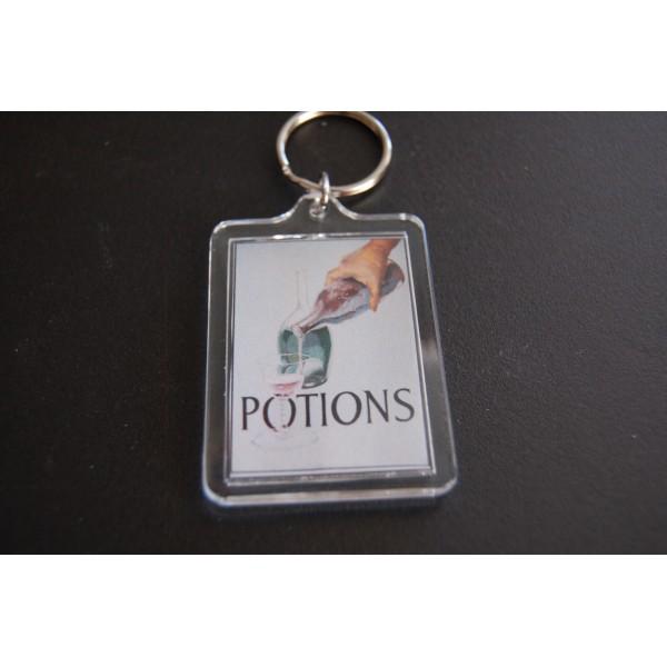 Potions Keyring-402