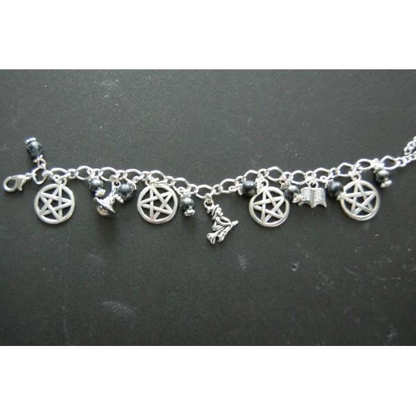 Witch Charm Bracelet-420