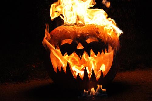 40591-Jack-O-Lantern-On-Fire