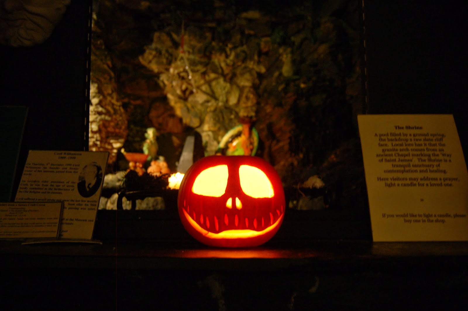 Pumpkin/Vegetable Carving Competition