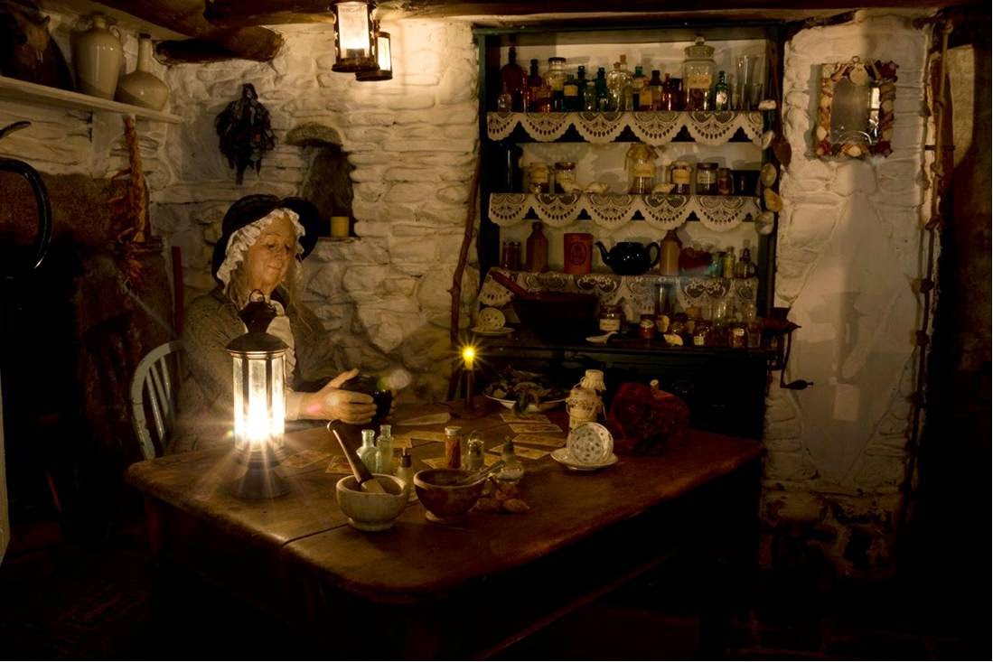 The Museum By Candlelight Museum Of Witchcraft And Magic
