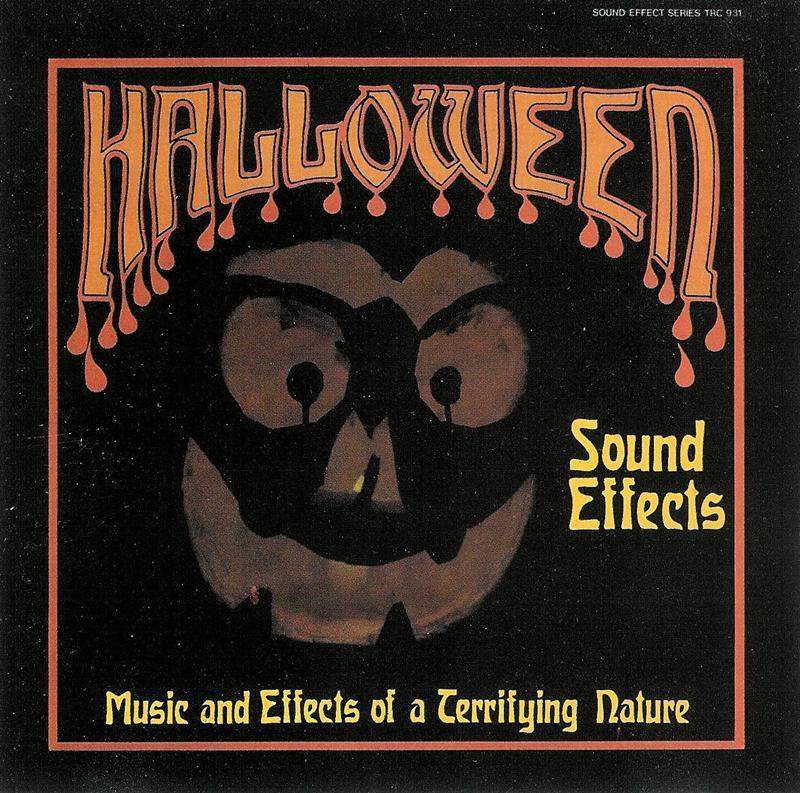 3427 - 'Halloween Sound Effects Vol  1' - Museum of Witchcraft and Magic
