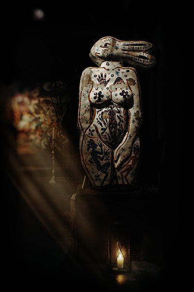 Hare Goddess CJK2016