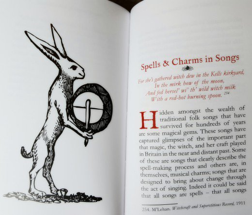 Thoughtful review of the British Book of Spells and Charms