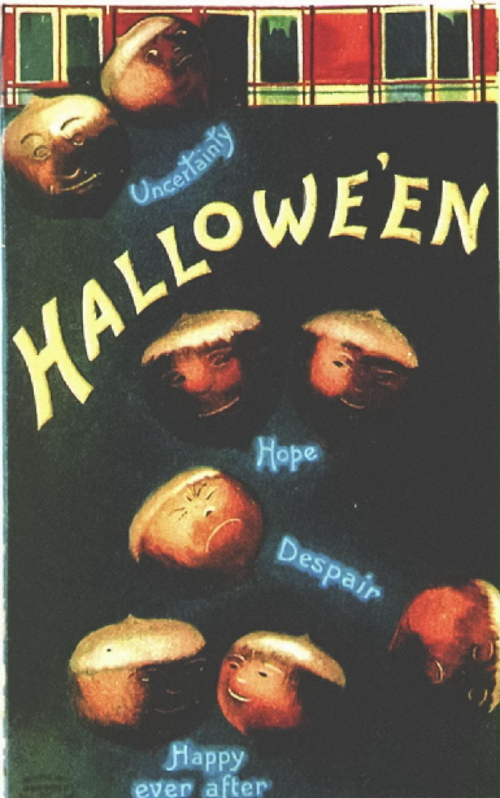 Seven days of Halloween – day three!