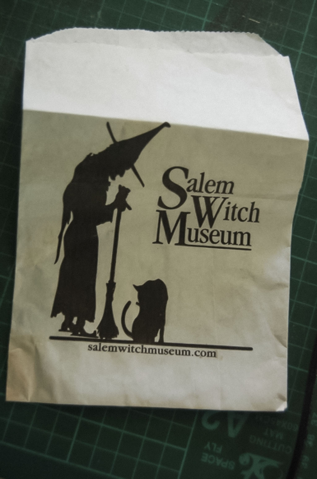 Article exploring the connections between Devon and the Salem Witch Trials