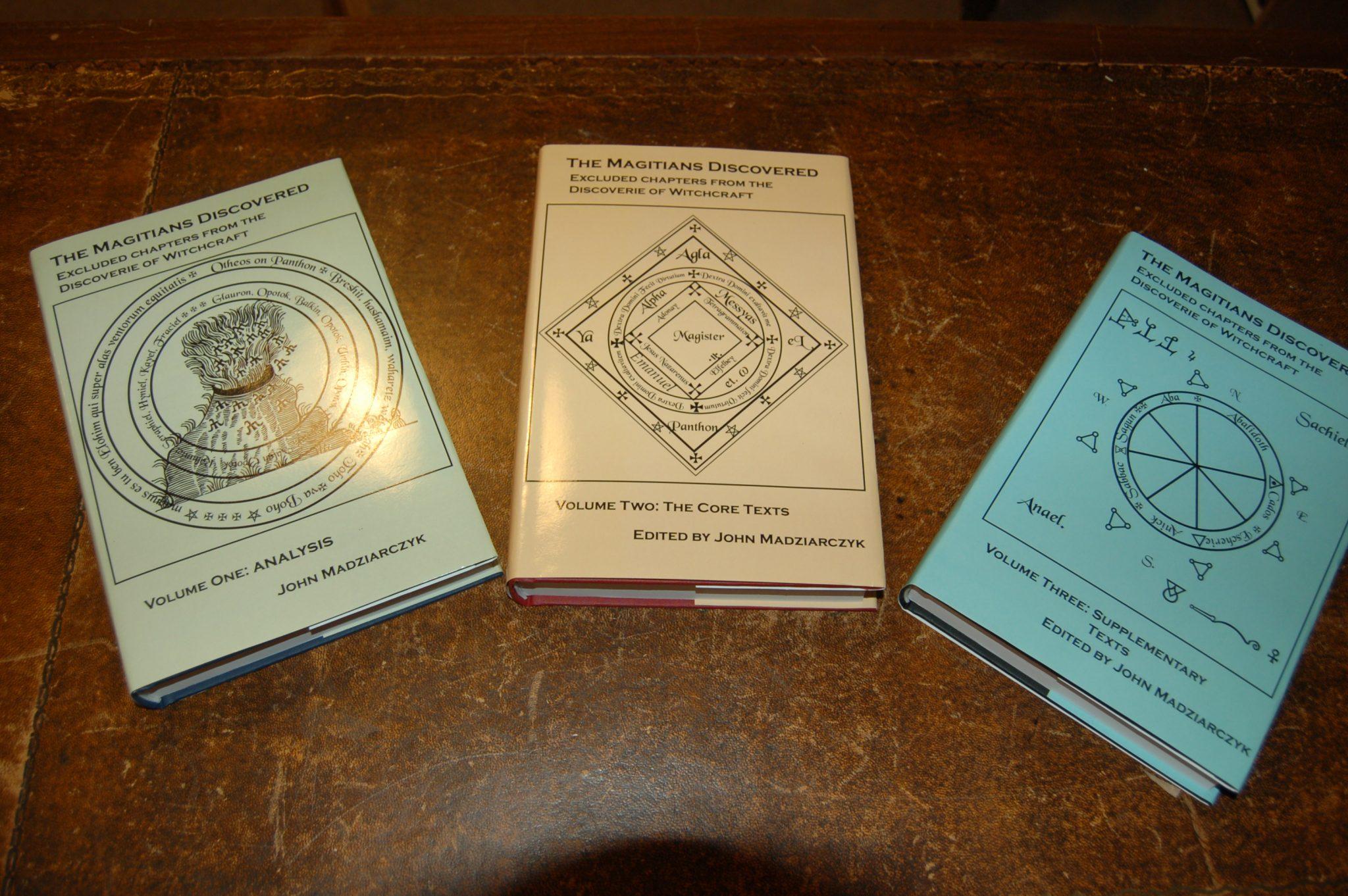 Wonderful three volume book donation
