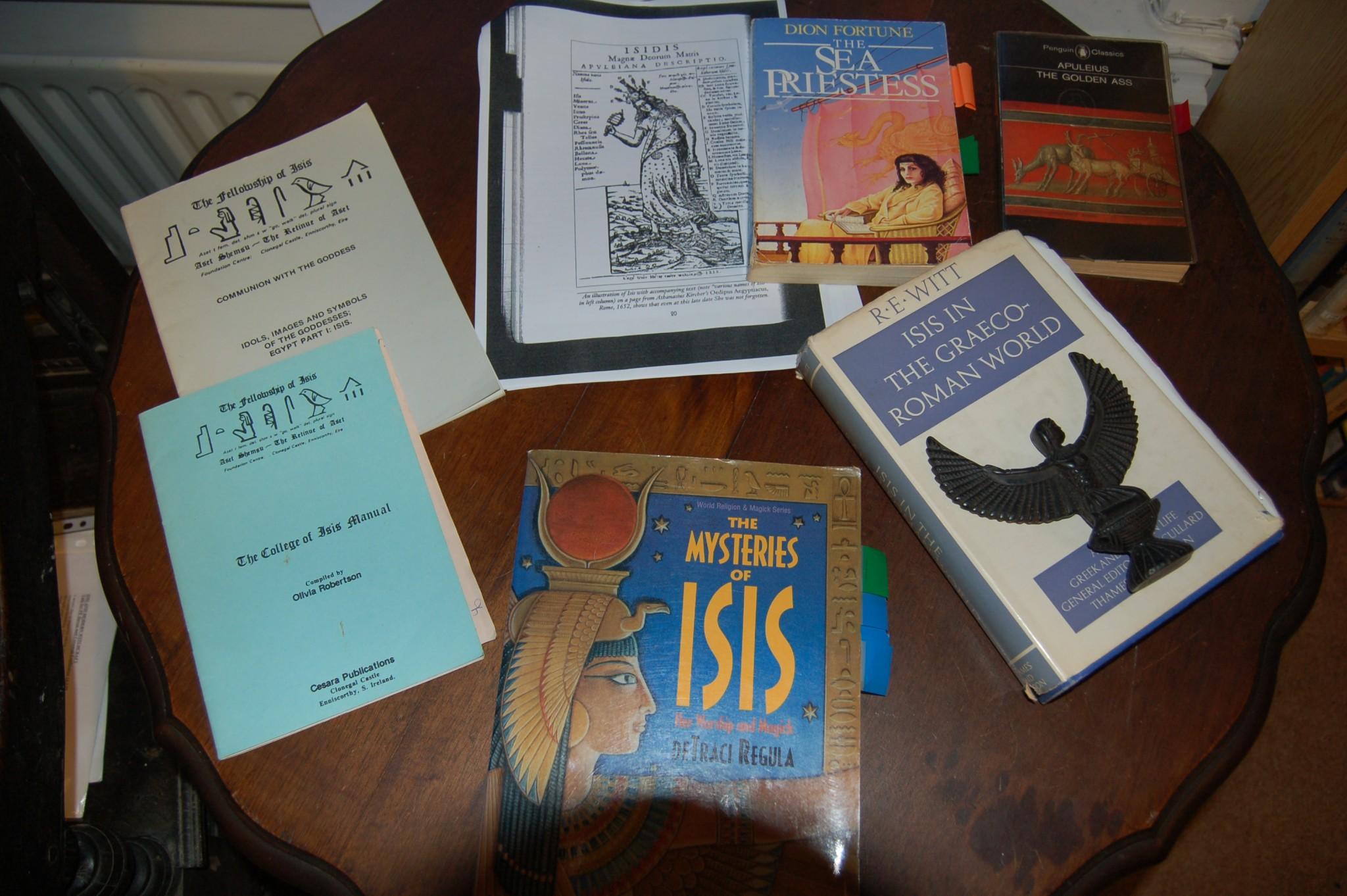 Wonderful Isis Workshop