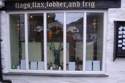 New window display for Imbolc