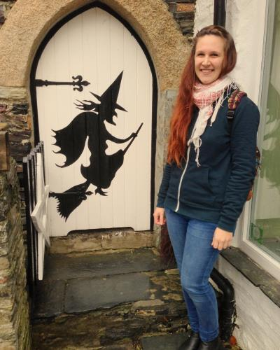 10 Things I loved about my Internship at the awesome Museum of Witchcraft and Magic by Edda Groeber