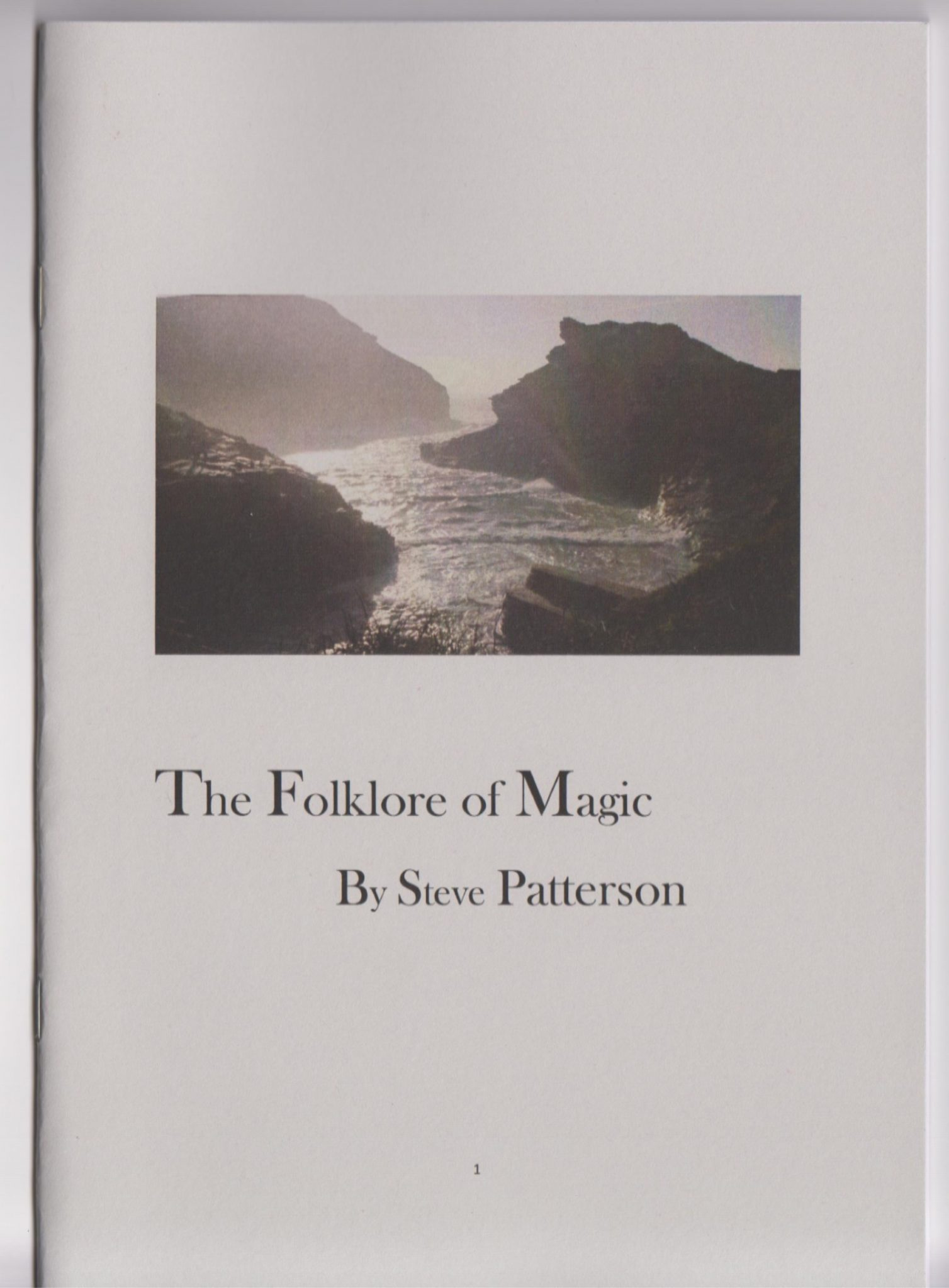 An Introduction to the Folklore of Magic Workshop review