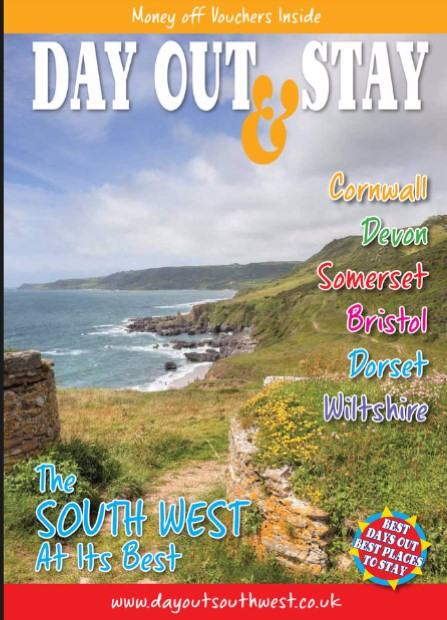 Section on Museum and Boscastle in Days Out South West magazine