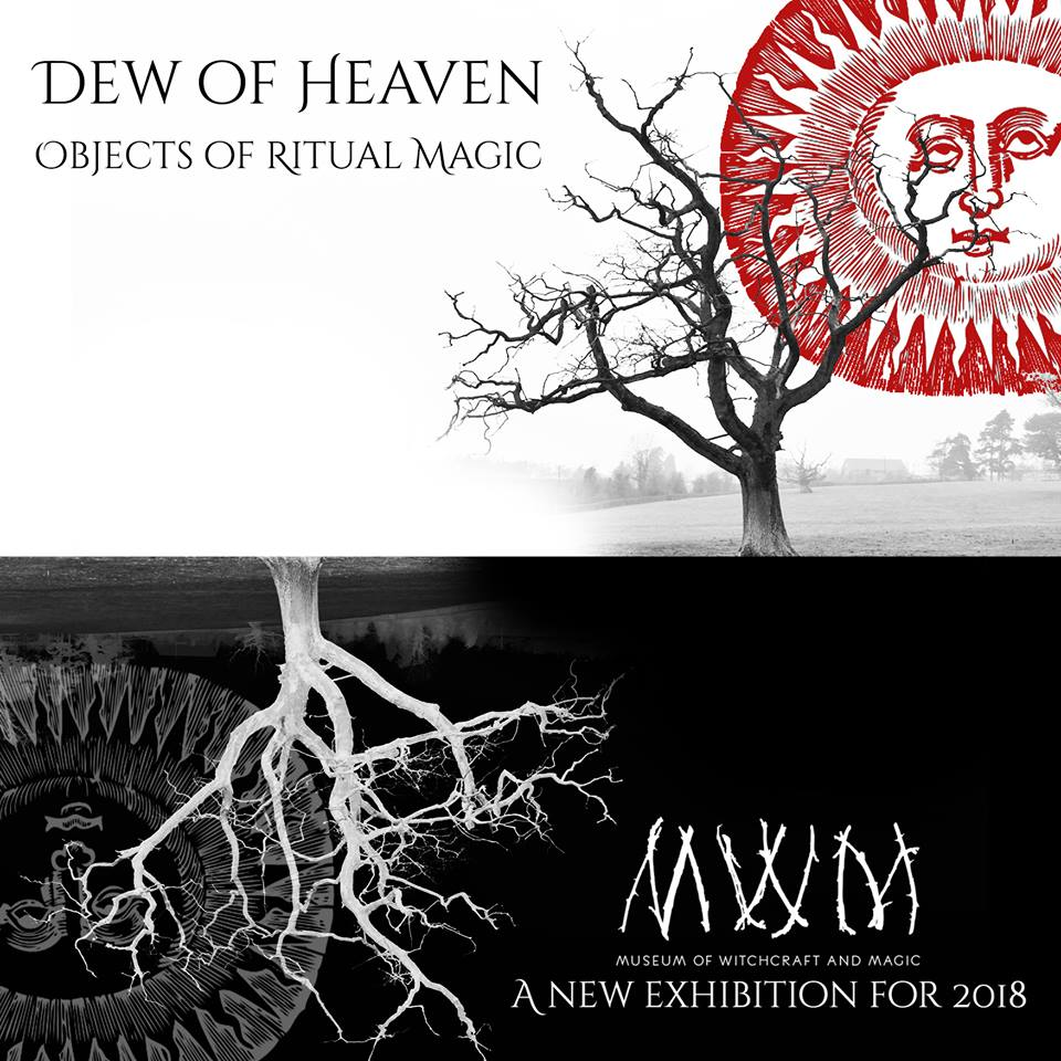 Dew of Heaven: Objects of Ritual Magic