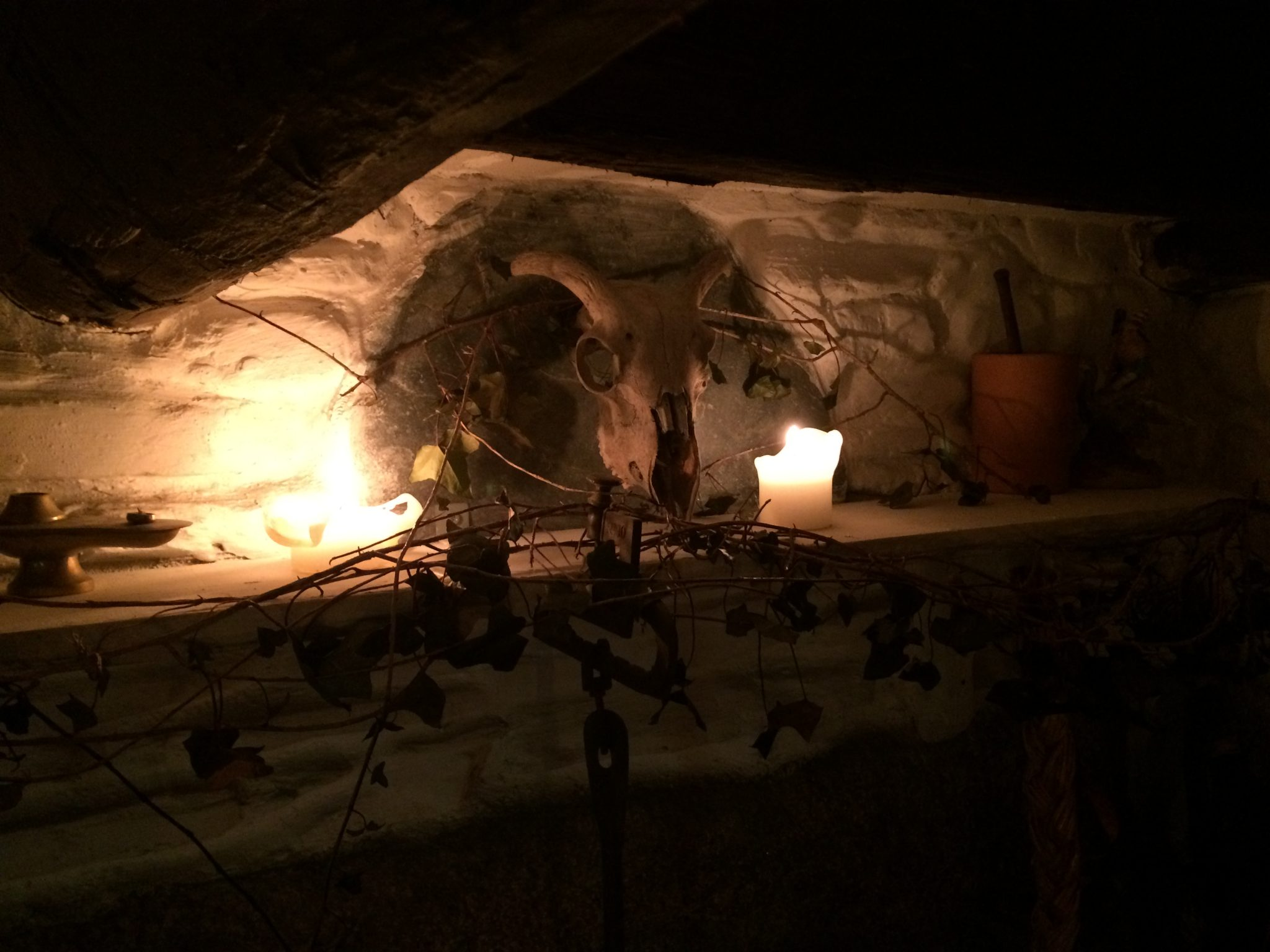 Candlelit Evenings – Photos of our last evening