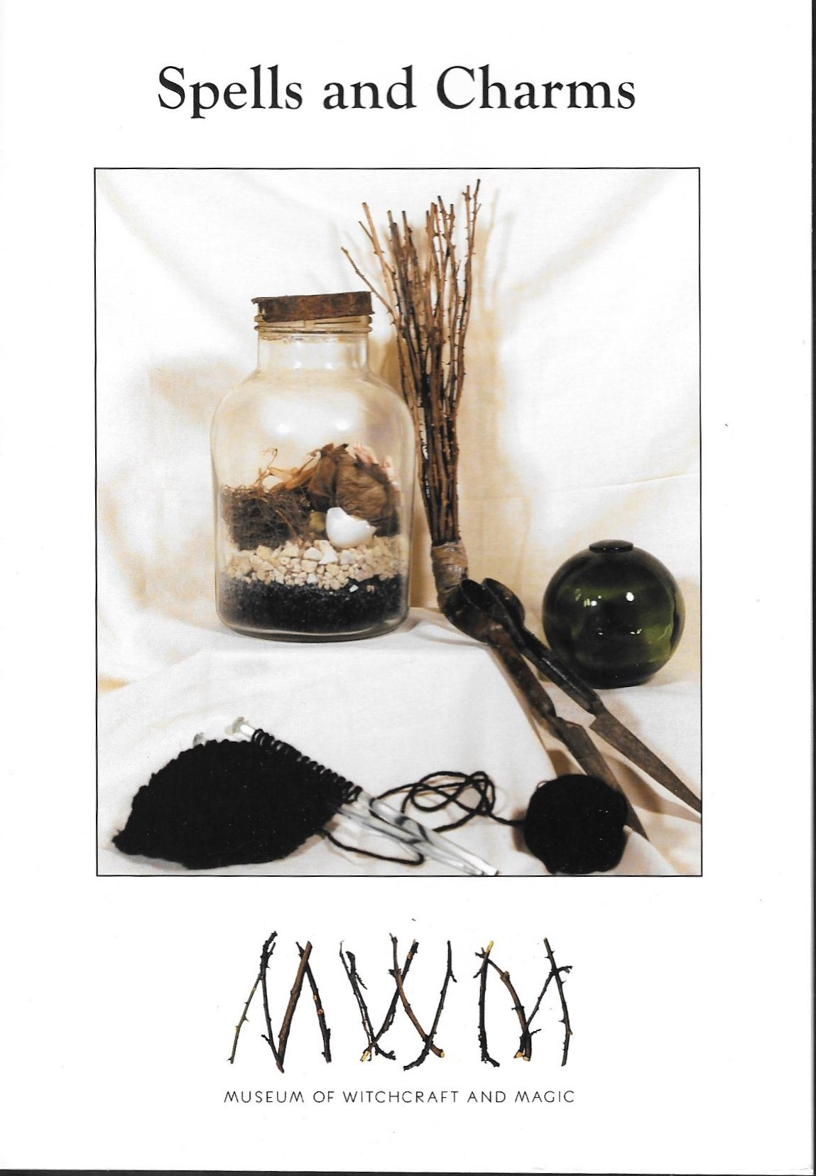Spells and Charms booklet now available