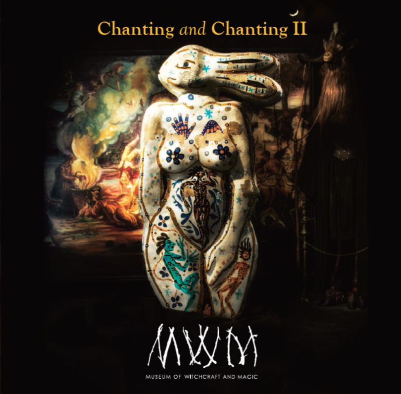Chanting and Chanting II CDs new edition now available
