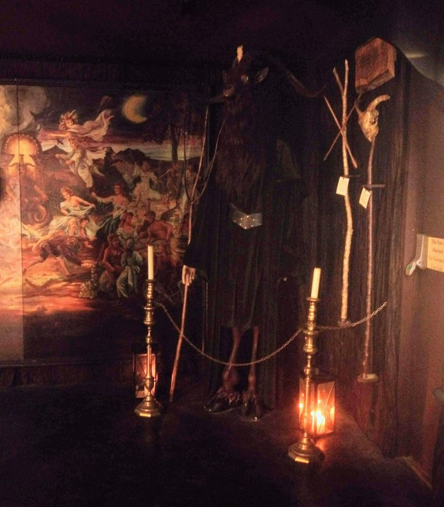 A Venture Into the Occult: My Internship With the Museum of Witchcraft and Magic