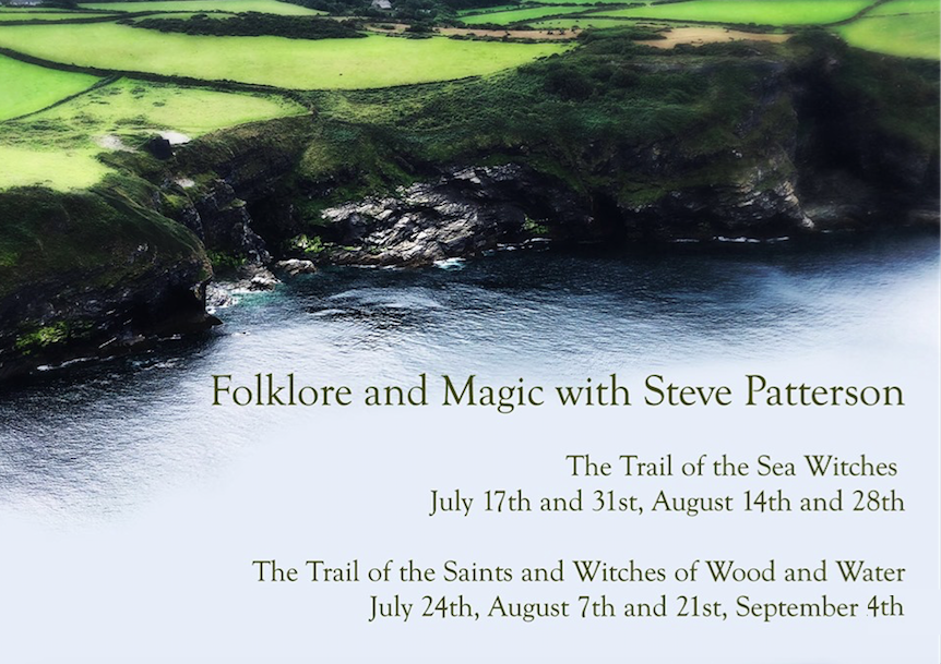 Folklore and Magic walks around Boscastle