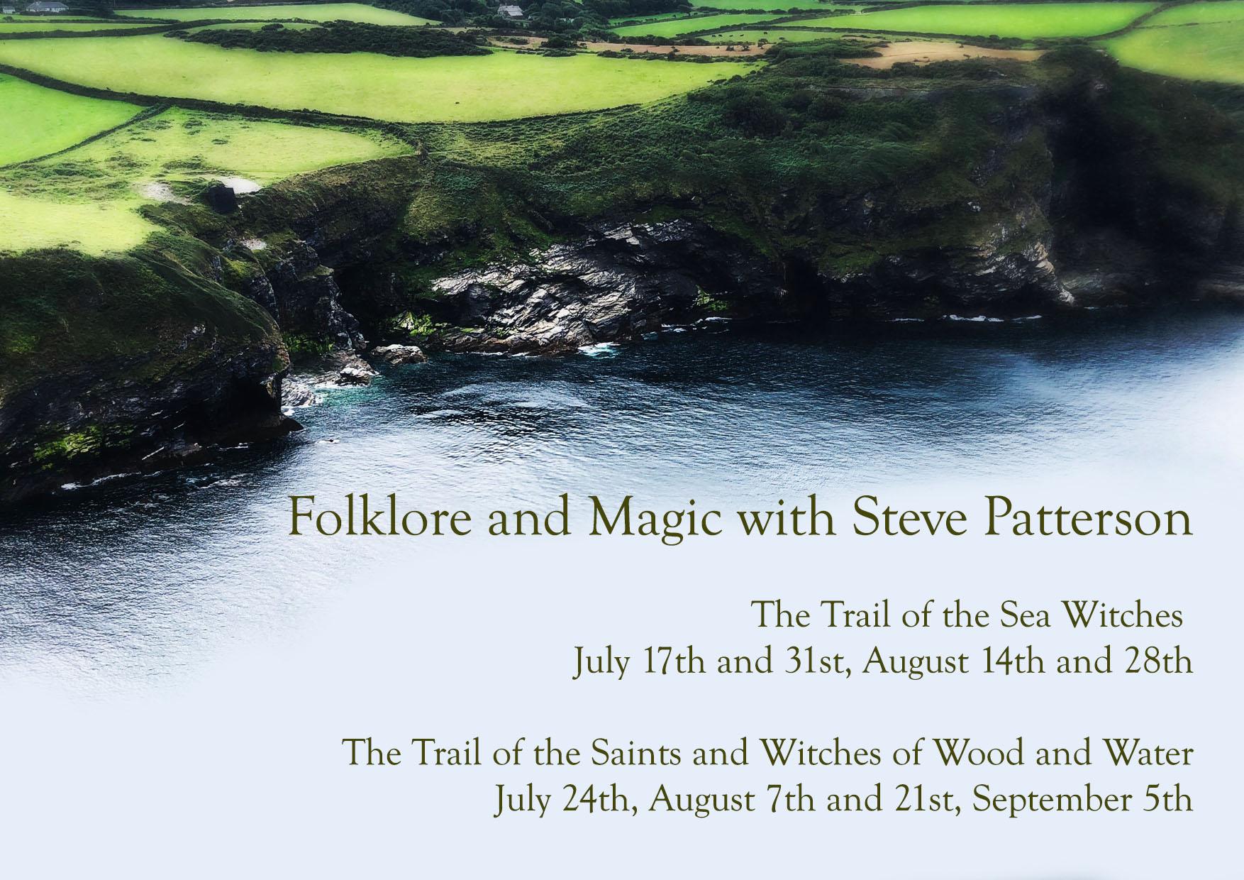 Folklore and Magic walks around Boscastle