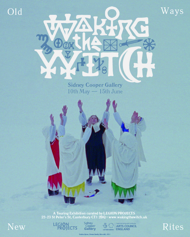 Waking The Witch: touring exhibition reaches Canterbury