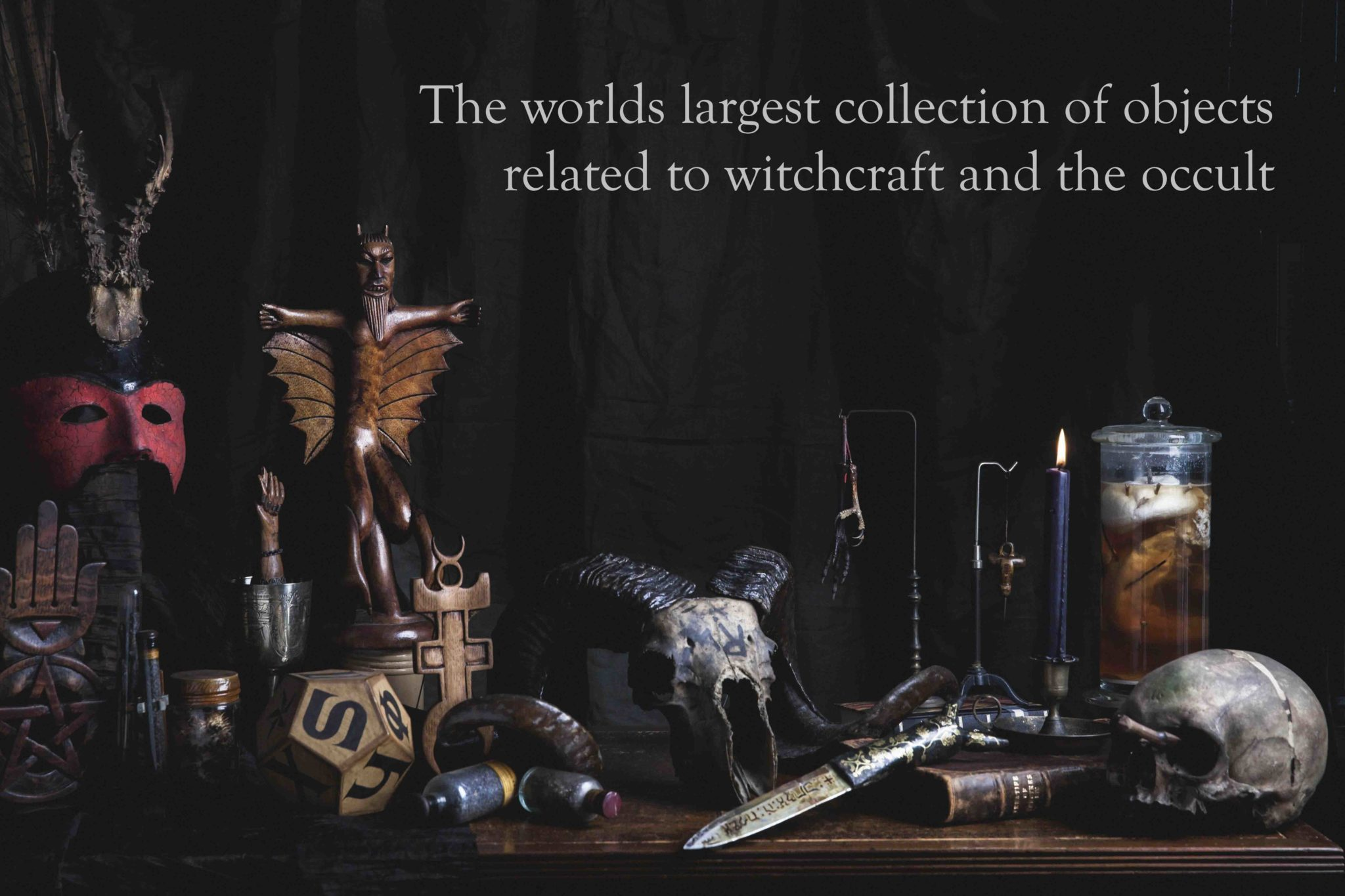 Home - Museum of Witchcraft and Magic