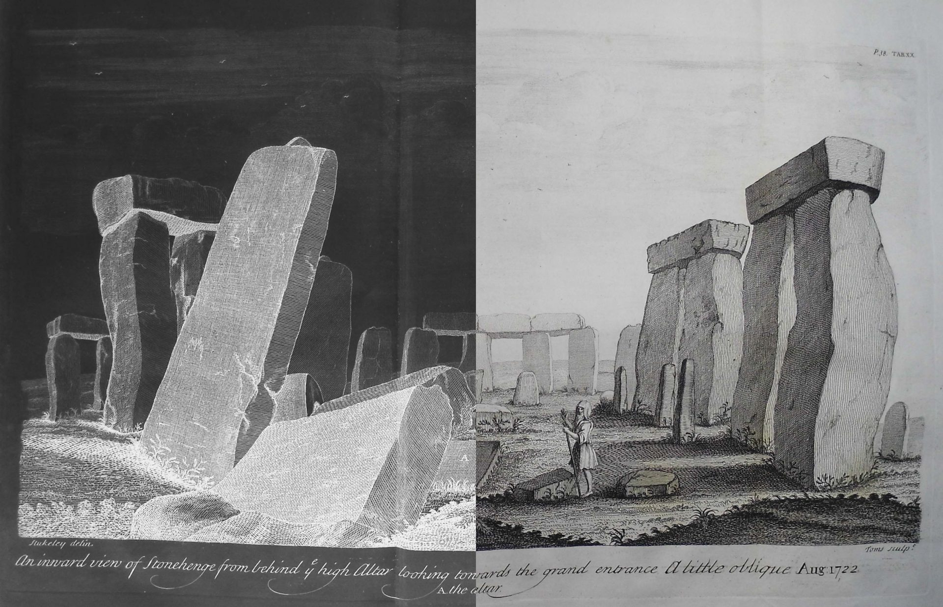 Summer Solstice past: The Rite of the 13 Megaliths